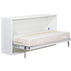 Ypnos Κρεβάτι Τοίχου Πλάγια Θέση (Μηχανισμός και Τελάρο)3